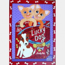 "Lucky Dog Freck   ""SOLD"""