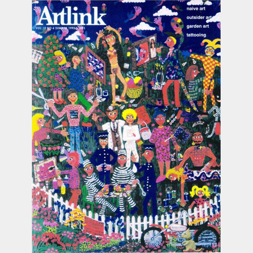 Artlink Cover Summer Edition 92/93