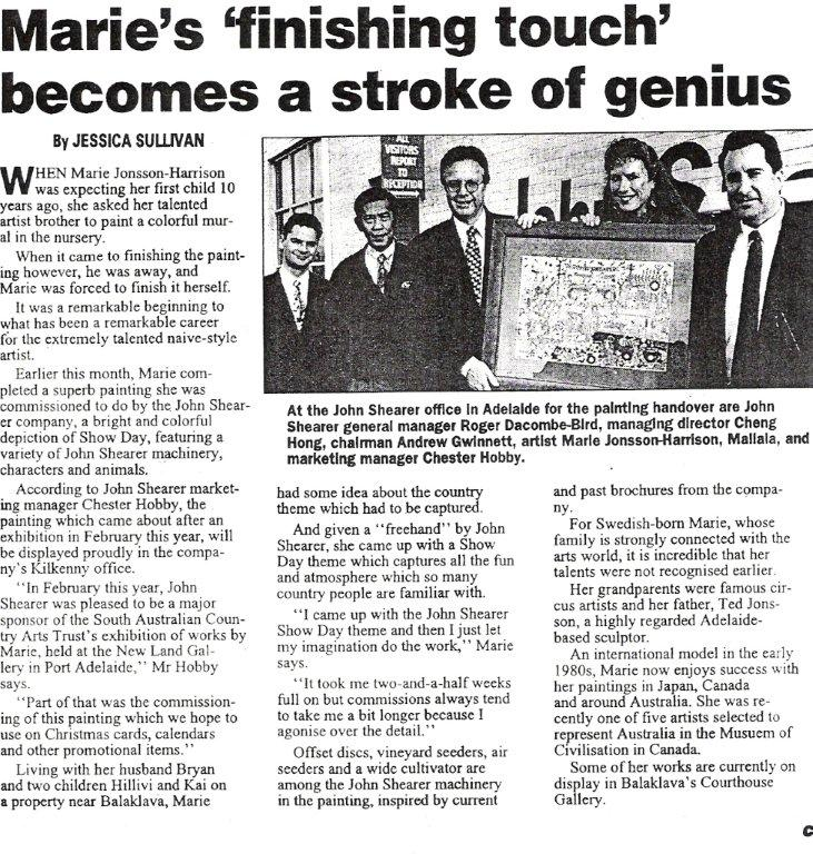 Elders Stock Journal 1997