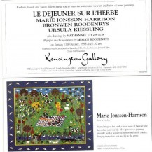 Kensington Invitation 1998
