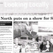 Northern Argus – Sala 2008