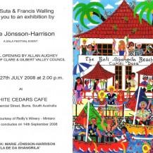 Sala Bali Invite 2008