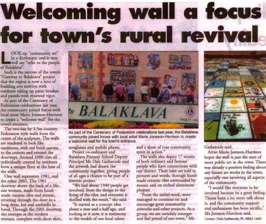 The Northern Argus 2002