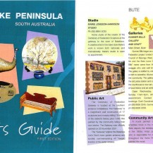 York Peninsular Arts Guide