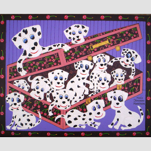 Delightful Dalmations