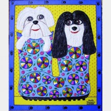 """Charlie & Boots    """"SOLD"""""""