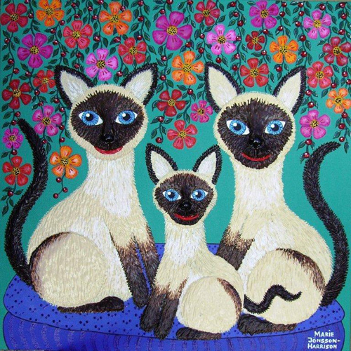 Siamese If You Please 'SOLD'