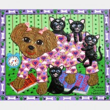 """The Kitty Sitter   """"SOLD"""""""