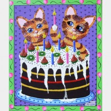 Celebrate Our 9 Lives