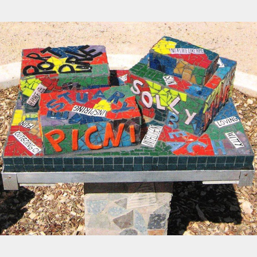 Airedale Primary Sculptures