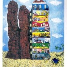 Australian Naive Art By Sandra Warner-Craftsman House Publishing Page 68