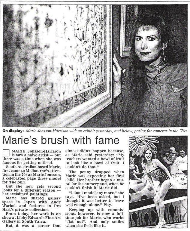 Herald Sun Melbourne 1996