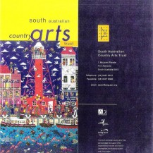 SA Country Arts Flyer