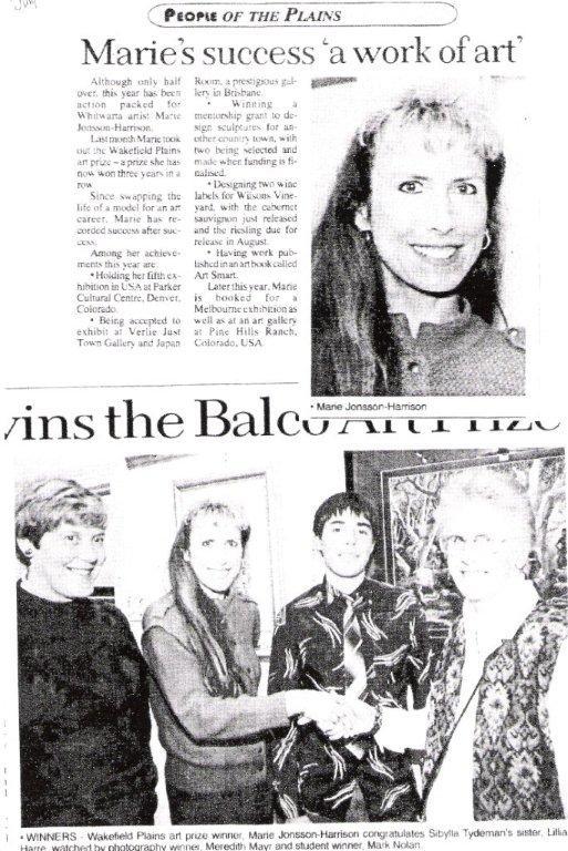 The Plains Producer 1998