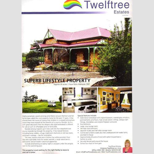 SA Life Mag 2009